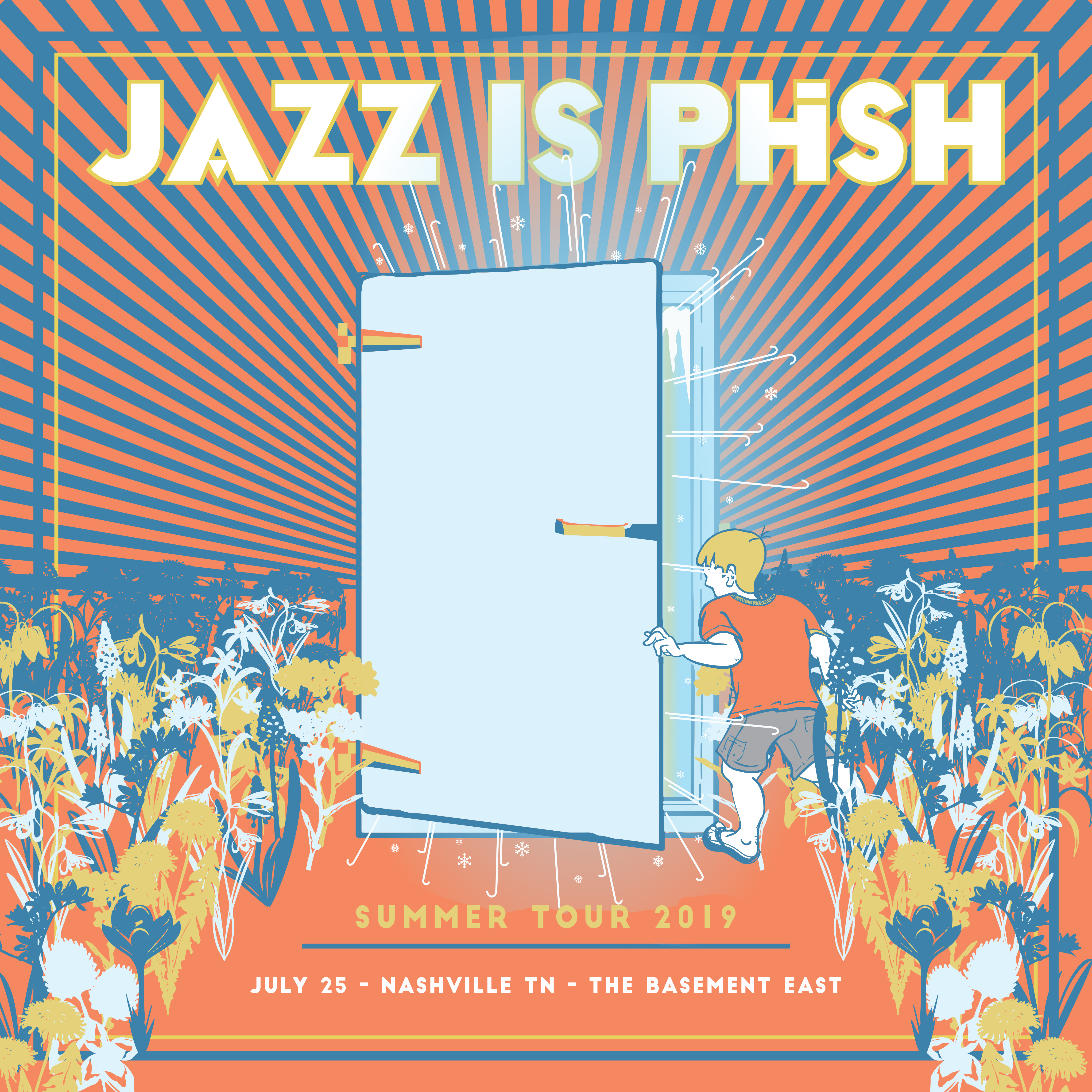 Jazz Is PHSH